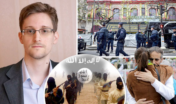 Edward Snowden leaked NSA documents show U.S., Israel created Islamic State – The Global News Network